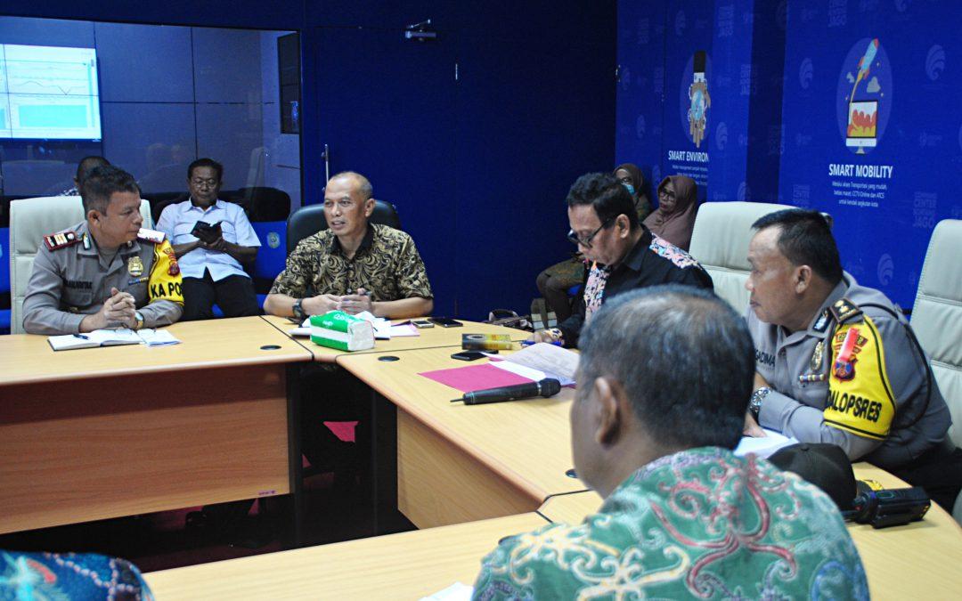 Bakesbangpol Gelar Rapat Persiapan Penandatanganan Pakta Integritas Paslon Pilkada