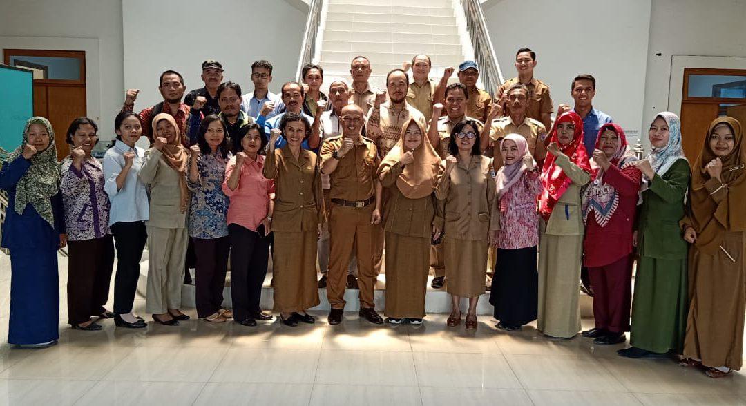 Rembuk Gerakan Cinta Tanah Air, Badan Kesbang Pol Gandeng Guru PKN