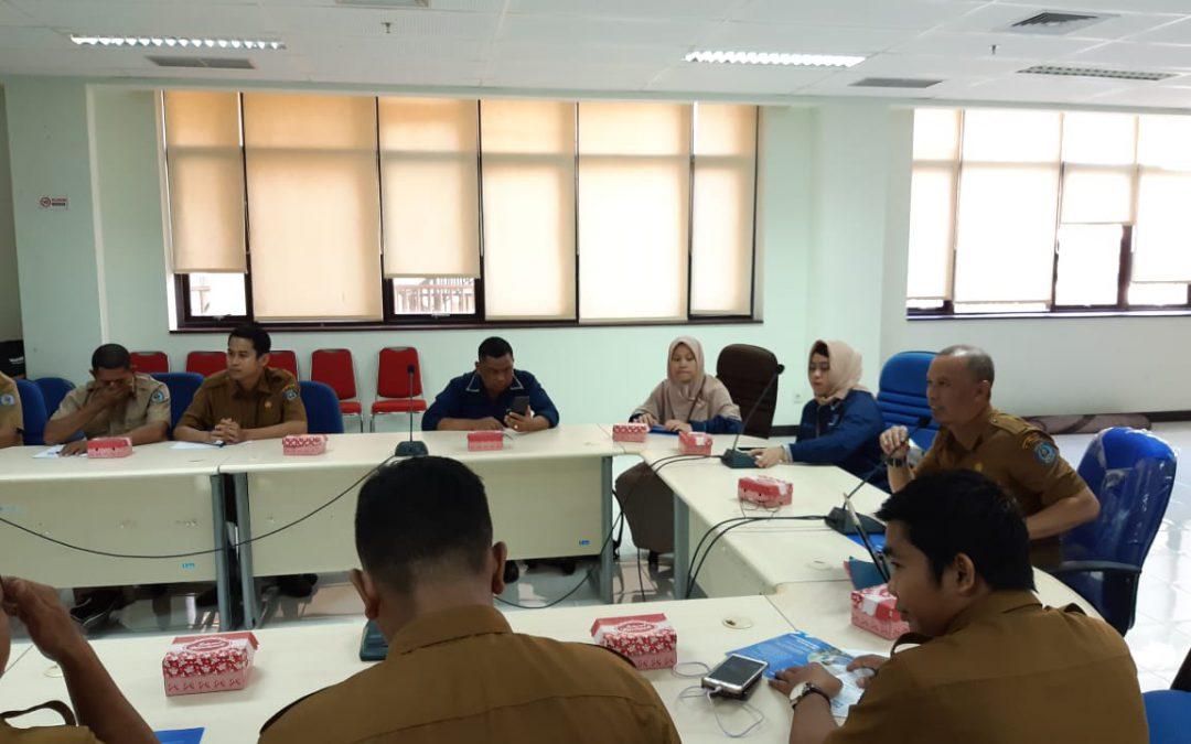 Partisipasi dalam #MencatatIndonesia, Bakesbangpol Ikuti Sensus Online