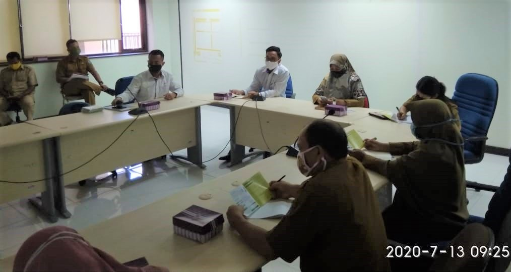 Sosialisasi Jaminan Sosial, BPJS Ketenagakerjaan Kunjungi Bakesbangpol